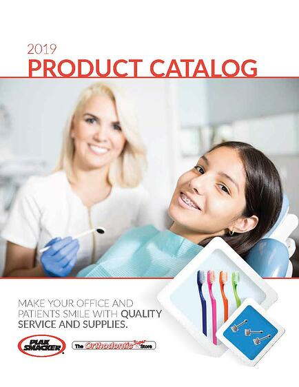 Ortho 2019 Catalog cover web